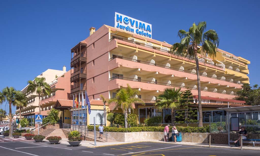 Hovima jardin caleta spanyolorsz g tenerife for Hotel jardin la caleta tenerife