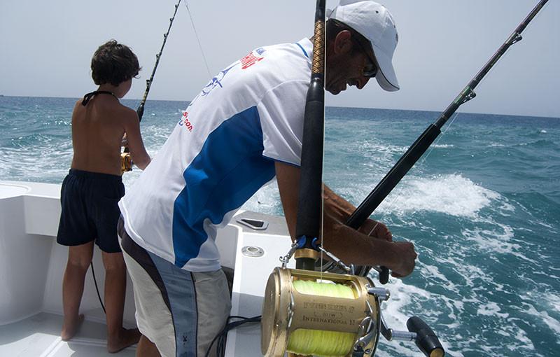 Hlbokomorský športový rybolov