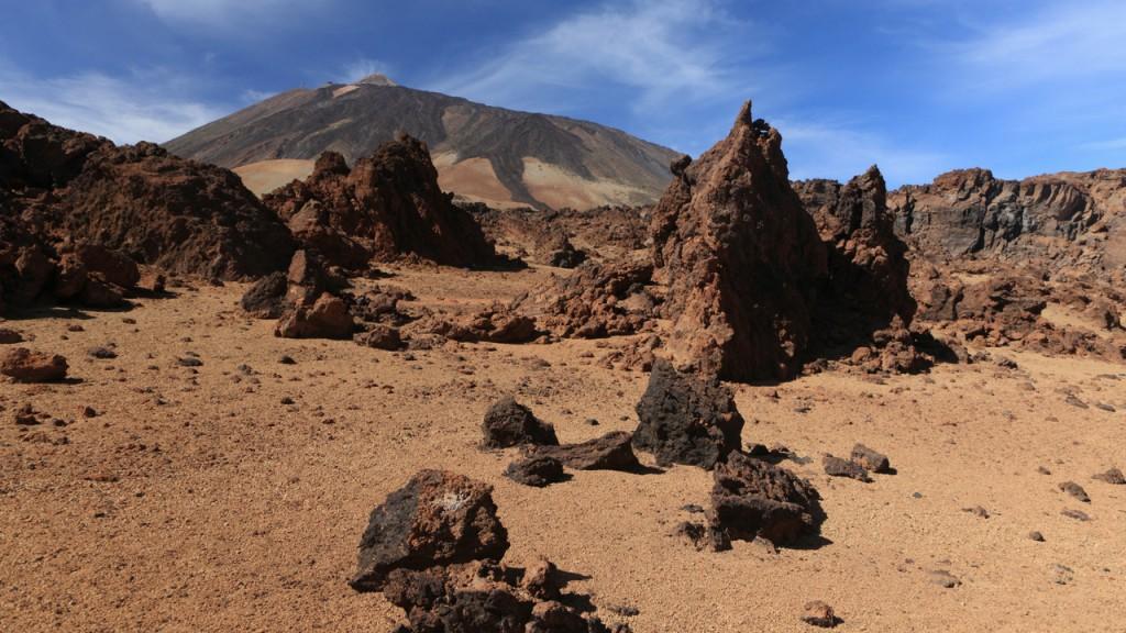 Exkluzívny fakultatívny výlet na Teide