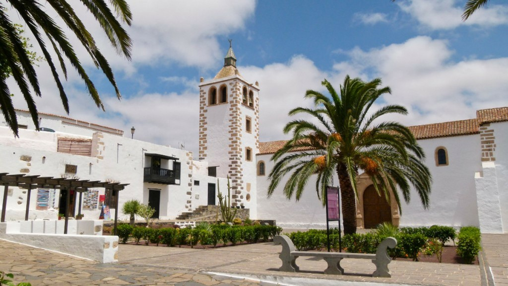 Dél- és Közép-Fuerteventura felfedezése*