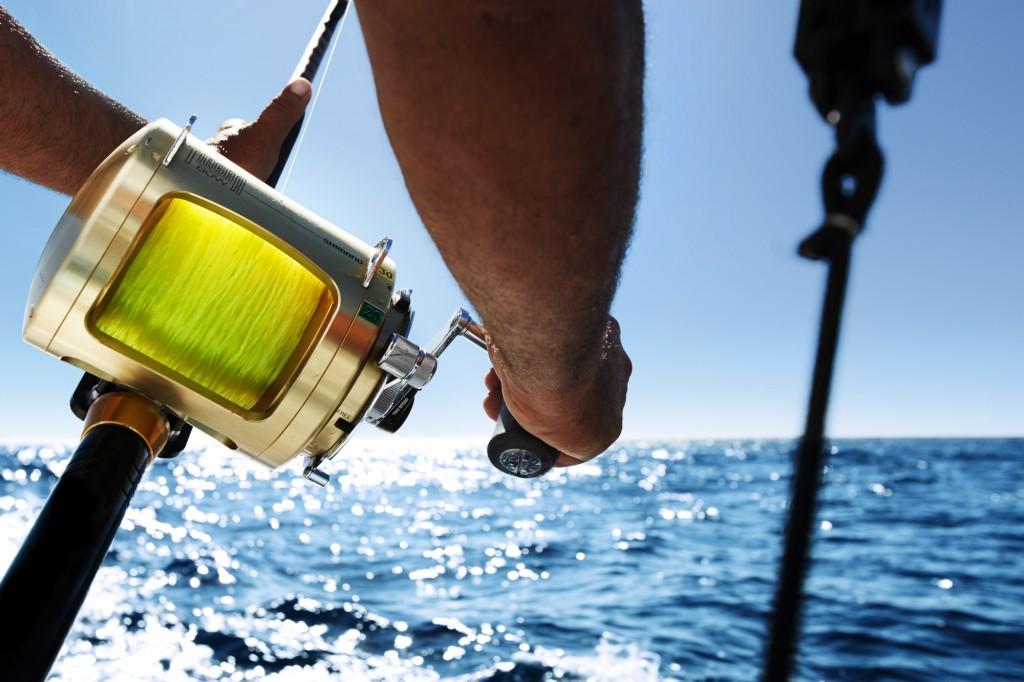 Mélytengeri horgászat Gran Canarián*
