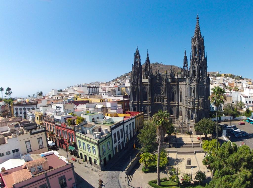 Las Palmas városnézés magyar idegenvezetéssel
