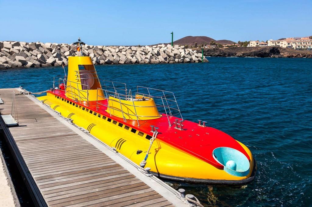 Plavba ponorkou