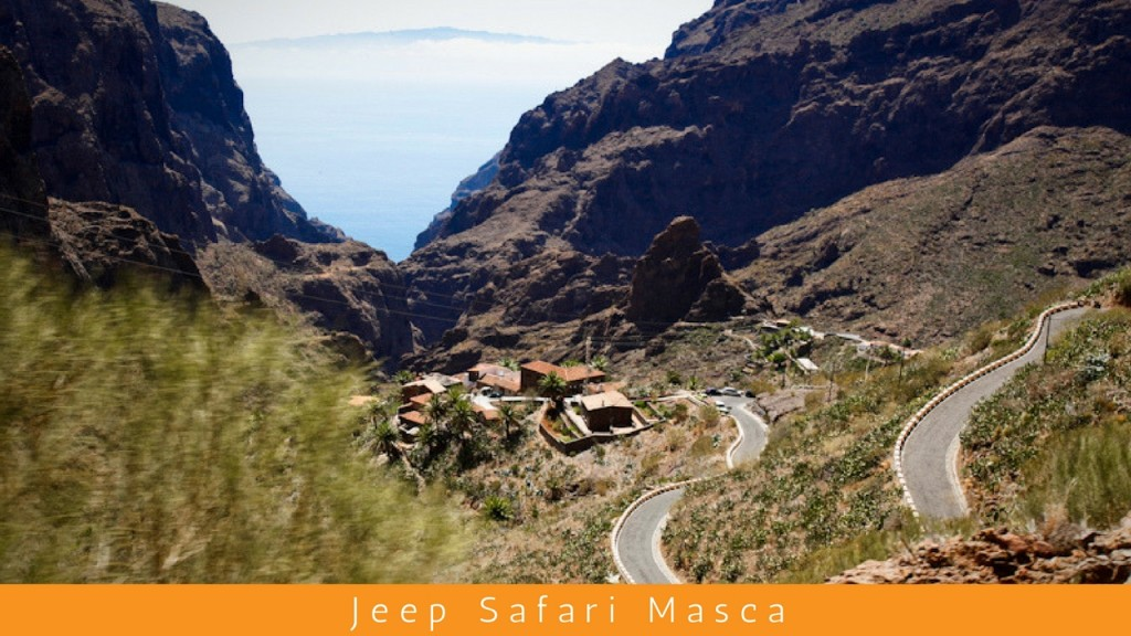 Jeep Safari Masca