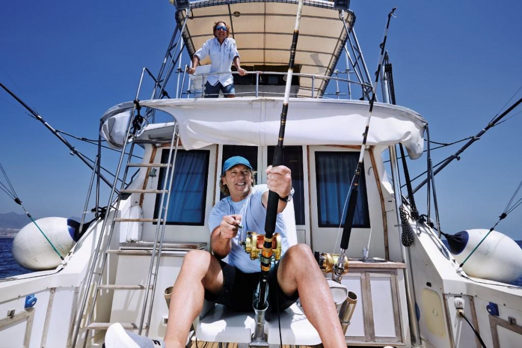 Morský športový rybolov
