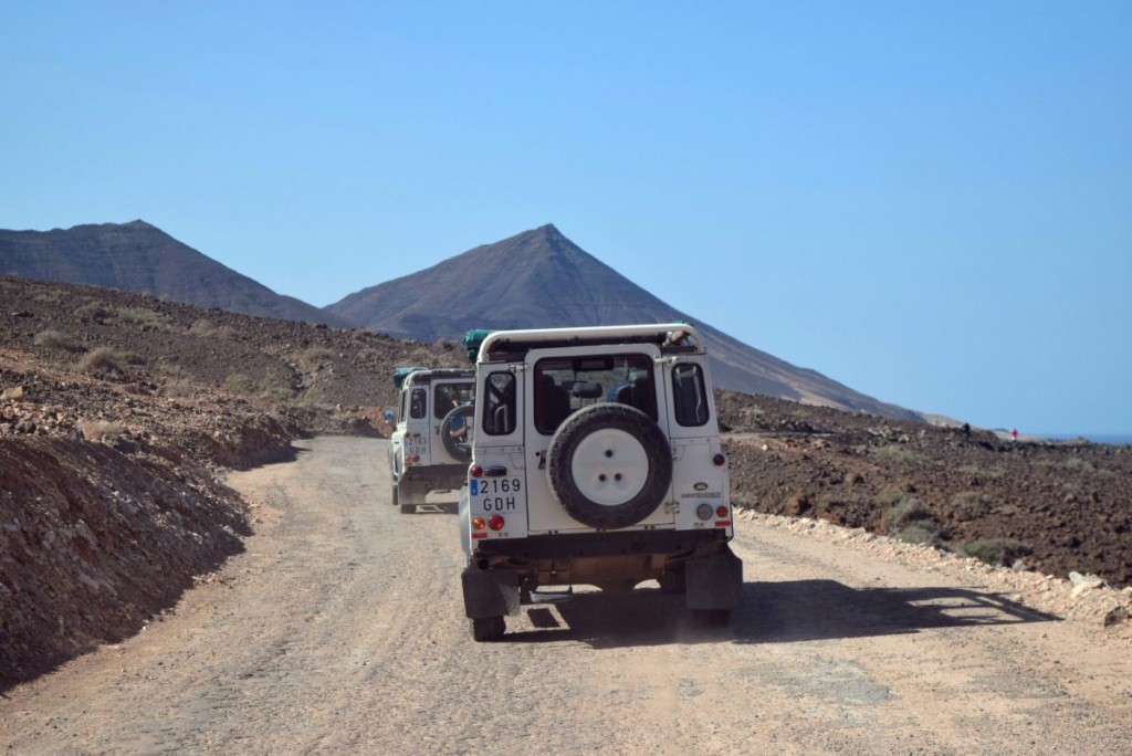 Jeep Safari Cofete – južná Fuerteventura