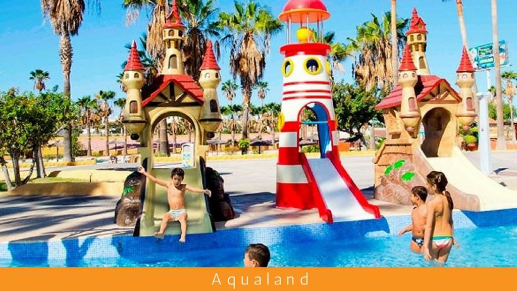 Aqualand belépő