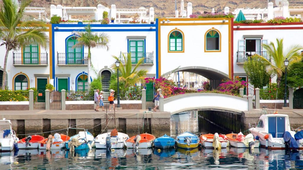 Kirándulás Puerto de Moganba magyar idegenvezetéssel*