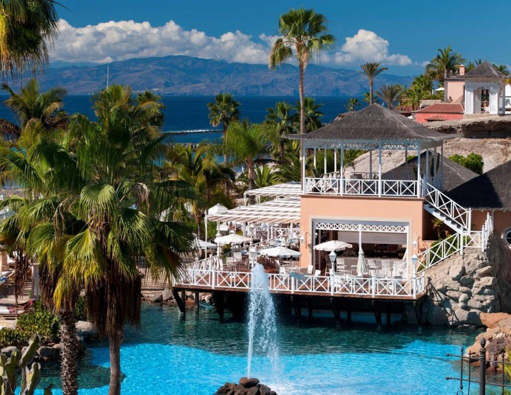 GRAN HOTEL BAHIA DEL DUQUE — Tenerife
