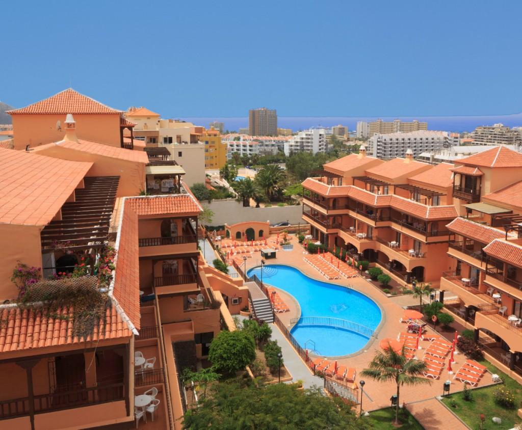 CORAL LOS ALISIOS — Tenerife