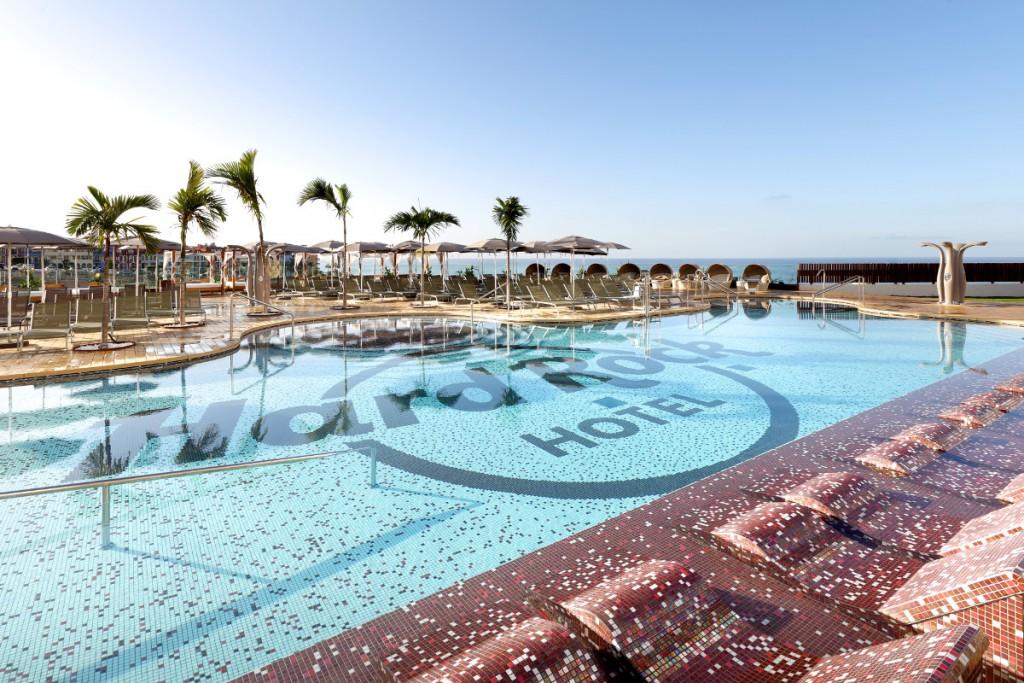 HARD ROCK HOTEL TENERIFE — Tenerife