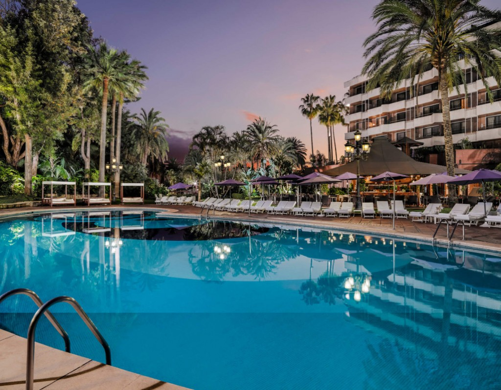 HOTEL BOTANICO — Tenerife