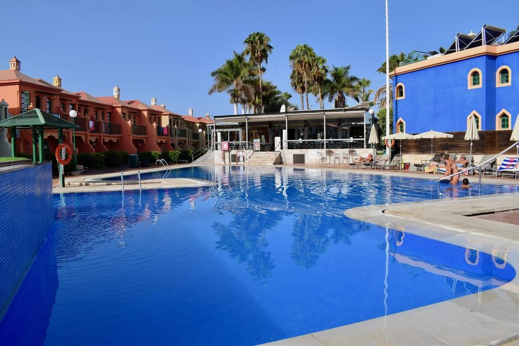EO MASPALOMAS RESORT — Gran Canaria