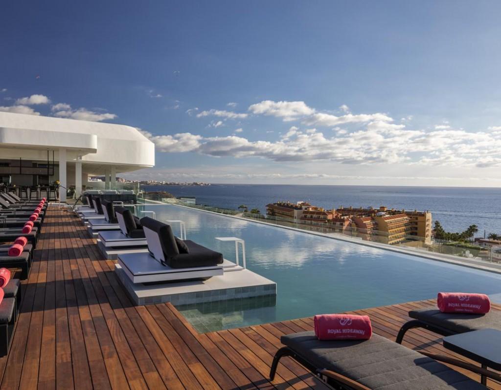 ROYAL HIDEAWAY CORALES BEACH — Tenerife