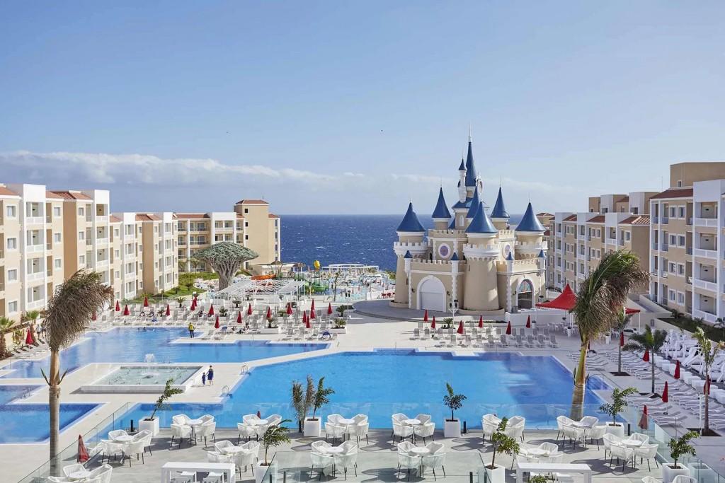 FANTASIA BAHIA PRINCIPE TENERIFE — Tenerife