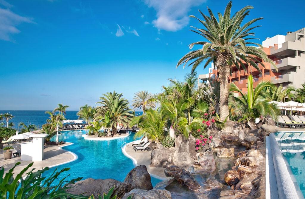 ROCA NIVARIA GRAN HOTEL — Tenerife