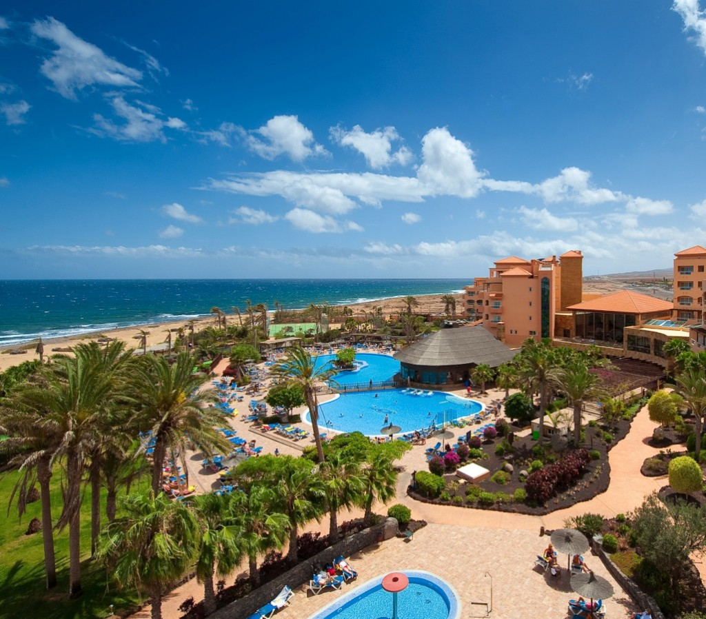 ELBA SARA BEACH AND GOLF RESORT — Fuerteventura