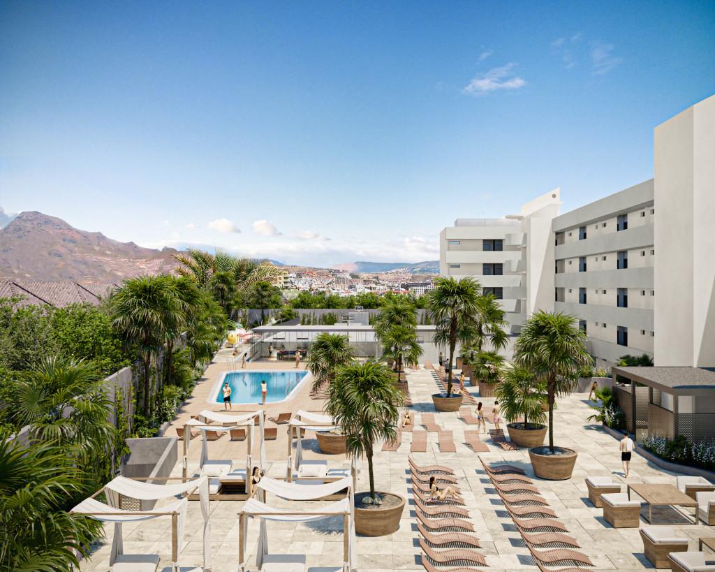 LABRANDA SUITES COSTA ADEJE — Tenerife