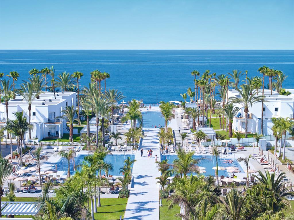 RIU PALACE MELONERAS — Gran Canaria