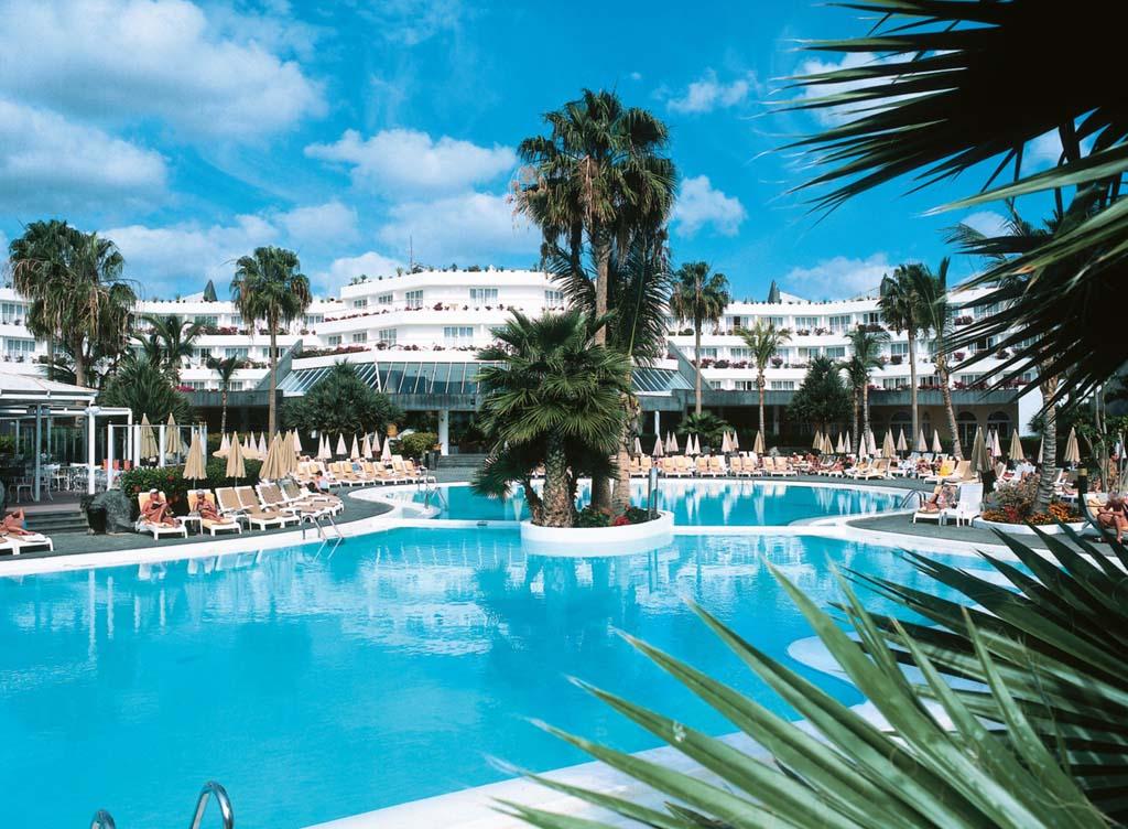 CLUBHOTEL RIU PARAISO LANZAROTE RESORT — Lanzarote