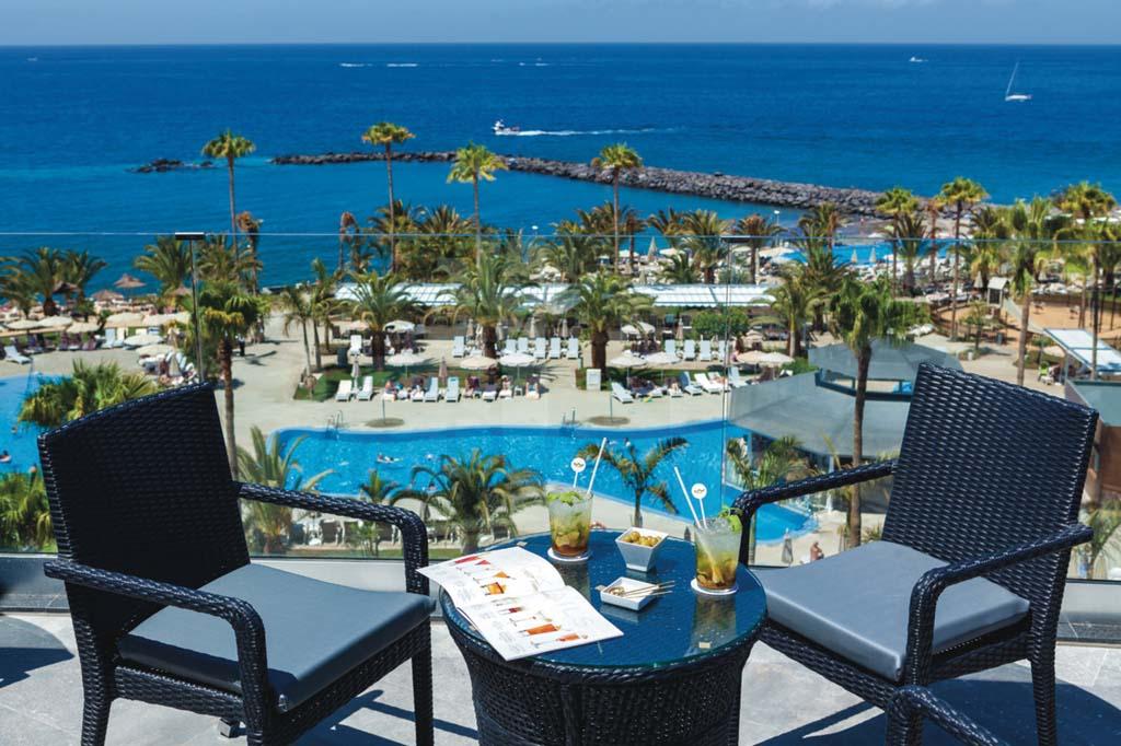 RIU PALACE TENERIFE — Tenerife