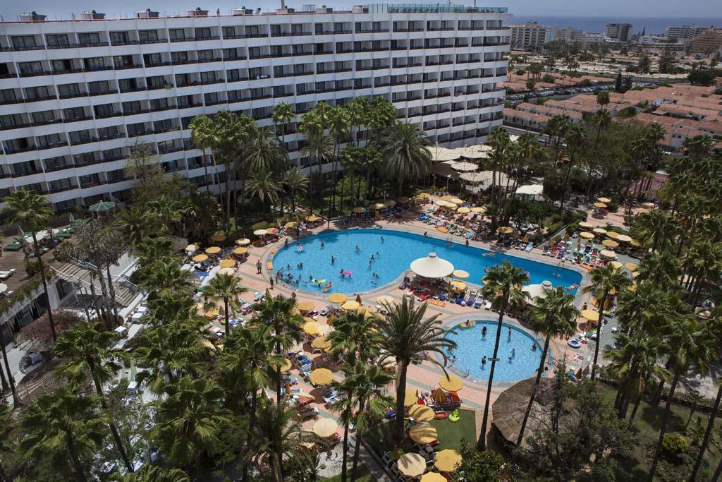 BULL HOTEL EUGENIA VICTORIA — Gran Canaria