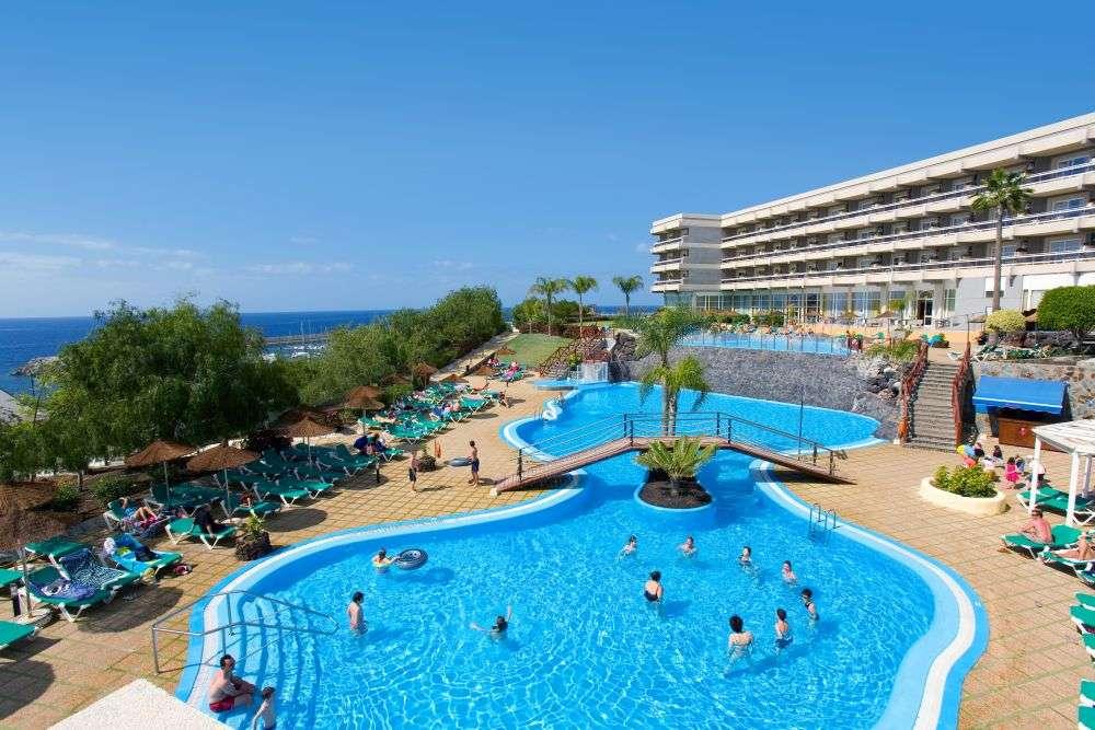 AGUAMARINA GOLF HOTEL — Tenerife
