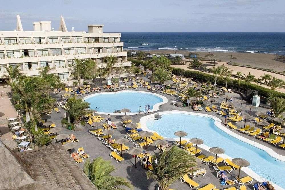 BEATRIZ PLAYA AND SPA — Lanzarote