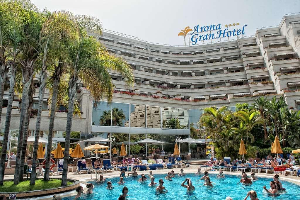 ARONA GRAN HOTEL — Tenerife