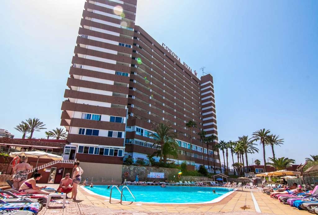 CORONA ROJA — Gran Canaria
