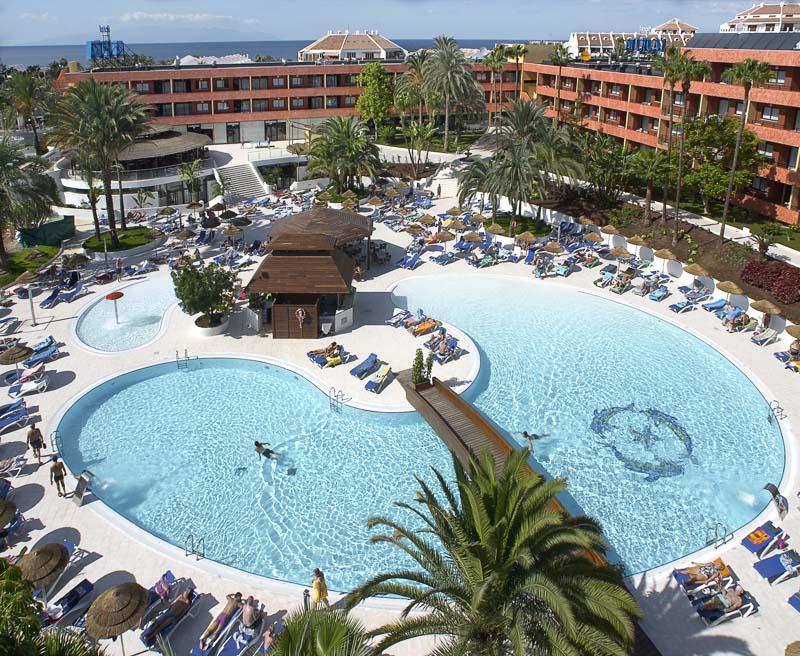 ALEXANDRE HOTEL LA SIESTA — Tenerife