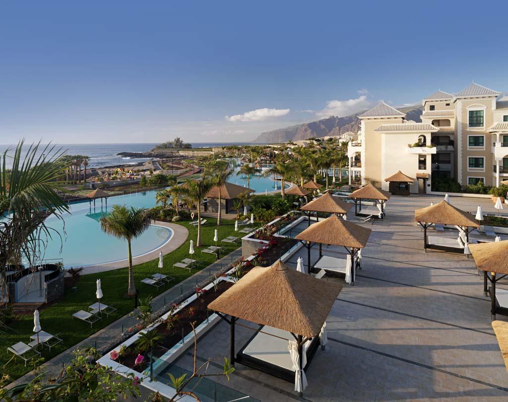 GRAN MELIA PALACIO DE ISORA — Tenerife